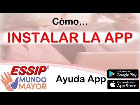 Cómo instalar la app