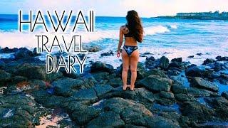 TRAVEL DIARY || Kauai, Hawaii