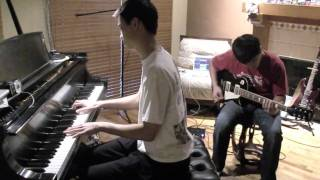 Relient K - Sleigh Ride Cover (Piano/Electric Guitar/Instrumental)
