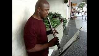 Clarinete no Leblon - Humans of Rio de Janeiro