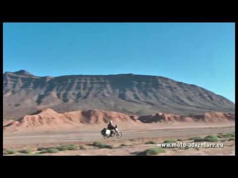 MOTORBIKE MAROKO Morocco OVERLAND 2.mpg