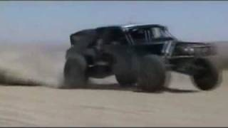Going 143 MPH in a Class 1 Trophy Truck