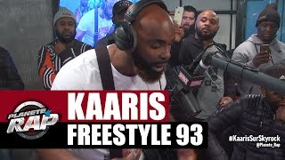 "Kaaris ""Freestyle 93"" #PlanèteRap"