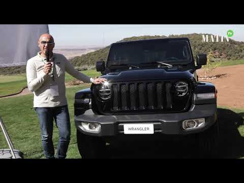 Video : Le tout nouveau Jeep Wrangler, l'icône revisitée