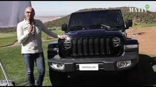 Le tout nouveau Jeep Wrangler, l'icône revisitée