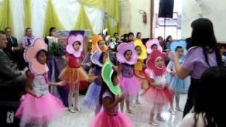 Coreografia Infantil do Hino - A Sementinha