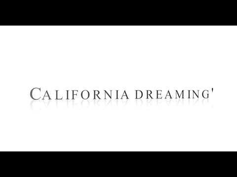 Sia-California Dreamin\' (Lyrics) Chords - Chordify