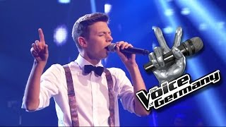 Don't Stop The Music – Philipp Rodrian | The Voice 2014 | Knockouts