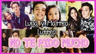 """Elenco de Soy Luna~ NO TE PIDO MUCHO ( LETRA ) """" SOY LUNA / MOMENTO MUSICAL """" ( videoclip )"""