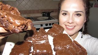 Como hacer BROWNIES CHOCOLATE EXTREMO