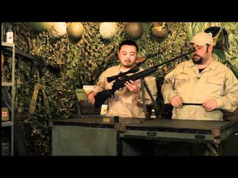 Video: UHC - Super 9 Bolt Action Airsoft Rifle - RFR Episode 21   Pyramyd Air