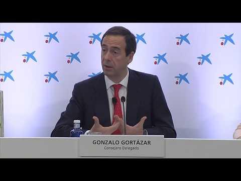 En este vídeo os dejamos con la presentación de los resultados correspondientes al primer trimestre de 2018. Contaremos con presencia de Gonzalo Gortázar, Consejero Delegado de Caixabank.