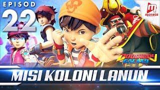 BoBoiBoy Galaxy EP22   Misi Koloni Lanun - (ENG Subtitle) width=