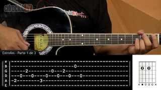 Videoaula Leve Desespero (aula de violão completa)