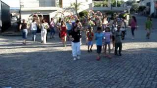 Abrunhosa da Mato marcha sai à rua