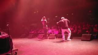 Rockness Performing Choke LIVE in Richmond VA!