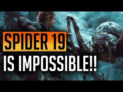 RAID   Spider 19 is IMPOSSIBLE! HELP ME HELLHADES!!!