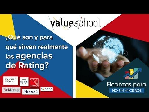 En este primer vídeo de la serie Finanzas para No Financieros vamos a echar un vistazo a una cuestión que, de una u otra forma, no deja de aparecer en los medios de comunicación una y otra vez: las agencias de rating.
