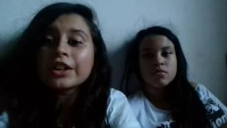 Eu e Julia canta caia fogo do céu