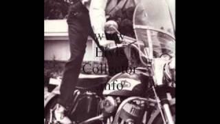 Elvis Presley Motorcycle photo compilation