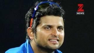 क्रिकेटर सुरेश रैना की 'सुपर फील्डिंग'