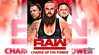 WWE RAW 2018 2nd Theme Song - Charge Up The Power by Goodbye June + DL