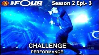 "Ebon Lurks sings ""Mine"" The Four Season 2 Ep. 3 S2E3"