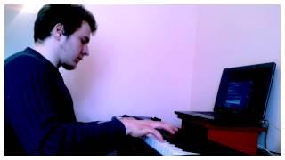 """Dżem - """"List do M."""" - piano cover"""