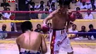 Manny Pacquiao vs. Renato Mendones