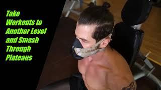 OTS FDBRO High Altitude Training Mask 3.0