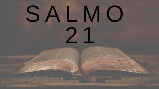 SALMO 21, VERSICULO 06 - PRESENÇA DE DEUS