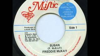ReGGae Music 339 - Freddie McKay - Susan [Mistic]