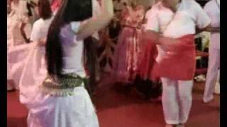 Ciganos na Umbanda - Dança de Esmeralda
