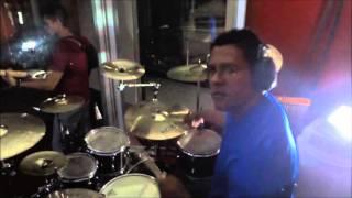 Oleo de alegria drum cover