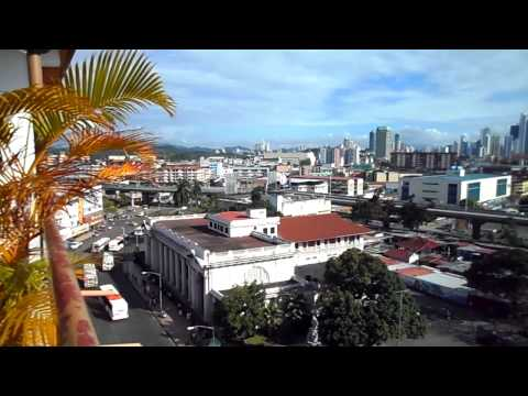 Vista de Panamá City