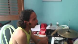 DONA - Petrarca Drums vocal : Baterista Cantor
