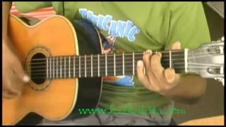 A mi manera - Claude Francois - Como tocar en guitarra acordes
