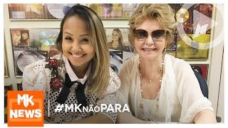 Bruna Karla - Assinatura de Contrato (#MKnãoPARA)