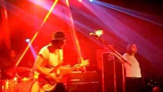 Kasabian - Doberman live at prestons 53 degrees march 2009