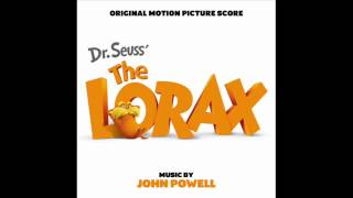 The Lorax [Soundtrack] - 13 - Funeral For A Tree [HD]