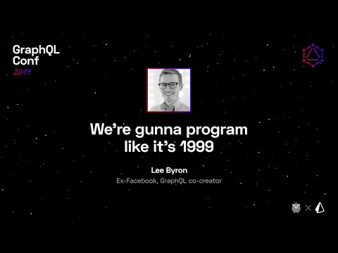 We're gonna program like it's 1999