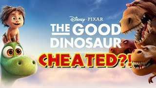 Disney's The Good Dinosaur Easter Eggs | Everything You Missed