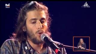 Salvador Sobral - A case of you - Meo Arena Junho 2017