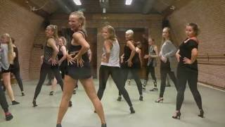 PUUR by Dinne Groothuis:  Deorro ft. Elvis Crespo - Bailar | Latin Fusion Choreography