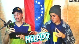 PARODIA GELATO Big Soto Ft Neutro Shorty - HELADO