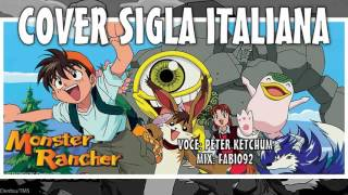 Cover Sigla - Monster Rancher Versione Completa HD STEREO