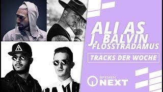 #TDW mit Ali As, SXTN, J. Balvin und Flosstradamus // Bremen NEXT