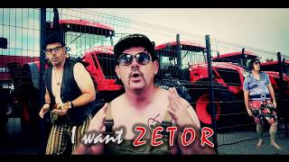 I want ZETOR (tractor)   DESPACITO PARODY (Luis Fonsi ft.Daddy Yankee)