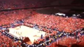 Syracuse vs. Villanova at Carrier Dome