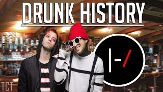 DRUNK HISTORY OF TWENTY ONE PILOTS - The Clique Theorist